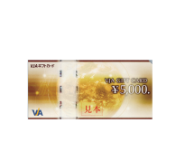 VISA金券5,000円